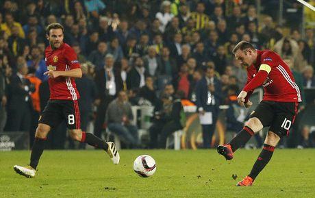 Co Rooney va Mkhitaryan, Man Utd van 'phoi ao' tren dat Tho Nhi Ky - Anh 12