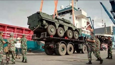 Ukraine cau mong Indonesia dong y che tao xe boc thep BTR-4 - Anh 3