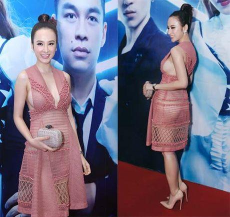 Loat dam ho bao sexy vo doi cua Angela Phuong Trinh - Anh 12