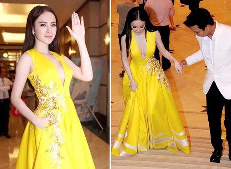 Loat dam ho bao sexy vo doi cua Angela Phuong Trinh - Anh 15