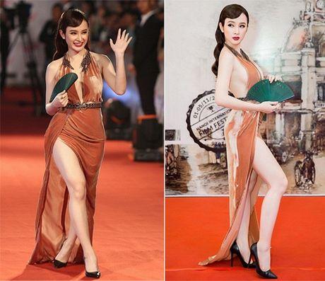 Loat dam ho bao sexy vo doi cua Angela Phuong Trinh - Anh 2