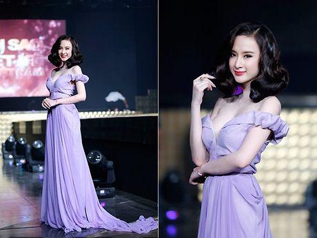 Loat dam ho bao sexy vo doi cua Angela Phuong Trinh - Anh 4