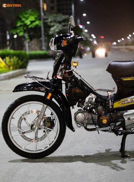 Honda Dream II Thai Lan 'do kieng' sieu dep o Sai Gon - Anh 2