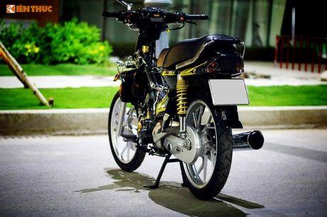 Honda Dream II Thai Lan 'do kieng' sieu dep o Sai Gon - Anh 5