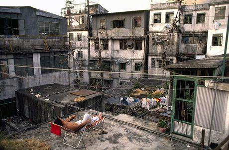 'Khu o chuot' o Hong Kong mot thoi qua anh - Anh 3