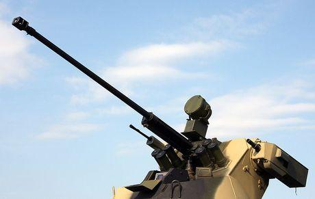 Bat ngo: Nga tung ca xe boc thep BPM-97 toi Syria - Anh 10