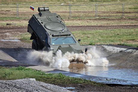 Bat ngo: Nga tung ca xe boc thep BPM-97 toi Syria - Anh 12