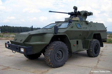 Bat ngo: Nga tung ca xe boc thep BPM-97 toi Syria - Anh 4