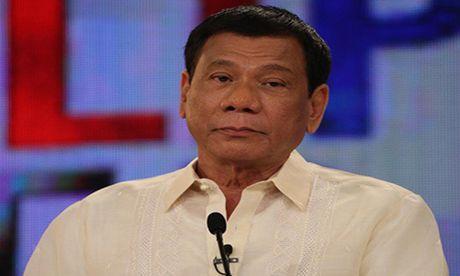 Cuu dai su Philippines tai LHQ che Tong thong Duterte - Anh 1