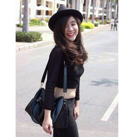 Nhan sac va gia the 'khung' cua ban gai Hoai Lam - Anh 4