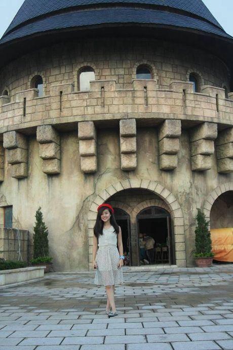 Nhan sac va gia the 'khung' cua ban gai Hoai Lam - Anh 8