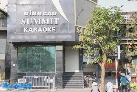 Cau Giay: Tam ngung hoat dong tat ca cac quan karaoke - Anh 3