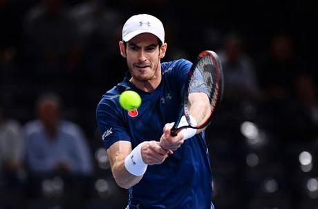 Paris Masters 2016: Murray gay suc ep len Djokovic - Anh 3