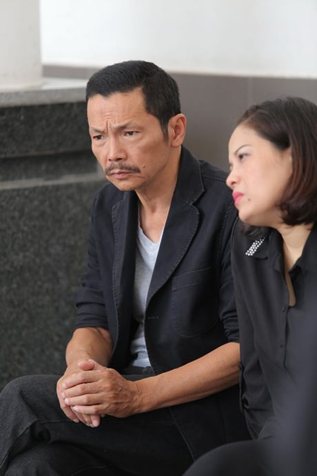 NSUT Van Toan, Chieu Xuan bat khoc nuc no tien dua NSUT Pham Bang - Anh 4