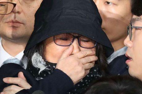 Han Quoc chinh thuc bat giu ba Choi Soon-sil - Anh 2