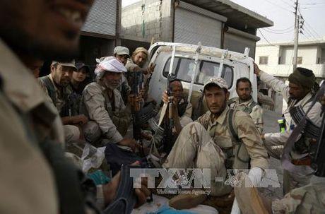 Lien quan Arap - Kurd chuan bi giai phong Raqqa - Anh 1