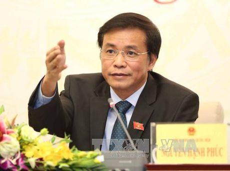 Xu ly ky luat ong Vu Huy Hoang: Uy ban Kiem tra TW da lam quyet liet - Anh 1