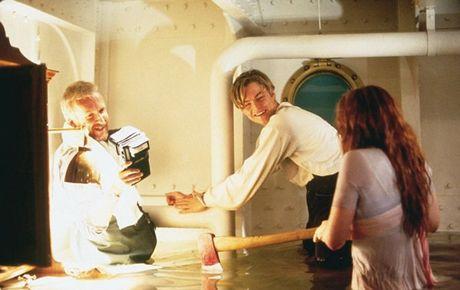 Anh hau truong san xuat it tiet lo cua phim 'Titanic' - Anh 6