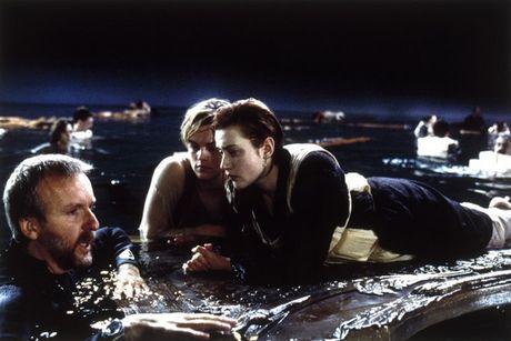 Anh hau truong san xuat it tiet lo cua phim 'Titanic' - Anh 9