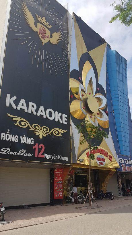 Sau vu chay 13 nguoi tu vong hang loat quan karaoke dong cua - Anh 2