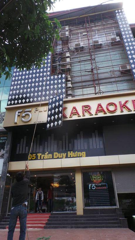 Kiem tra quan Karaoke: Binh cuu hoa hong, chuong bao chay khong keu - Anh 2