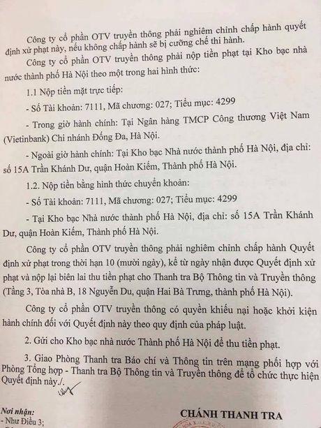 Thanh tra Bo TT&TT xu phat dien dan Otofun.net - Anh 2