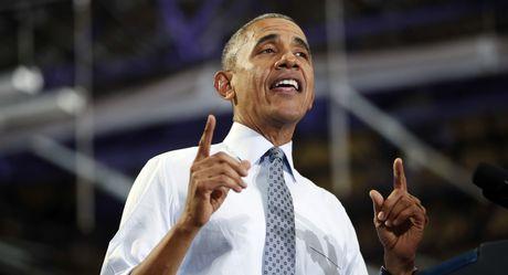 Obama la Tong thong My than thien nhat voi ASEAN - Anh 1