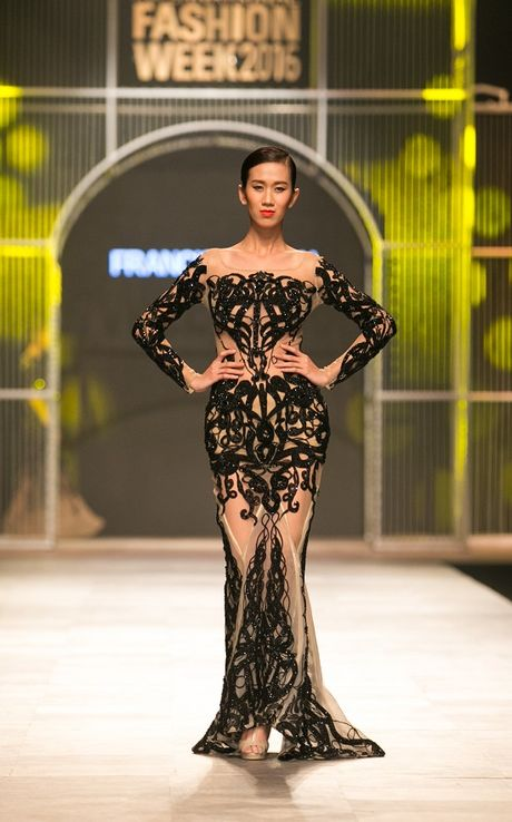Nguyen Oanh 'dung vay' voi Hoa hau quoc te Philipine 2016 - Anh 10