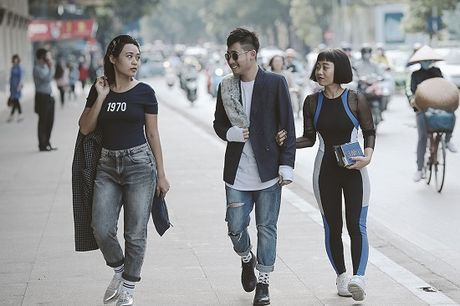 Street Style ngay thu 4: Cac 'bang hoi' fashionista khoe gout thoi trang cuc chat nhu the nao? - Anh 4