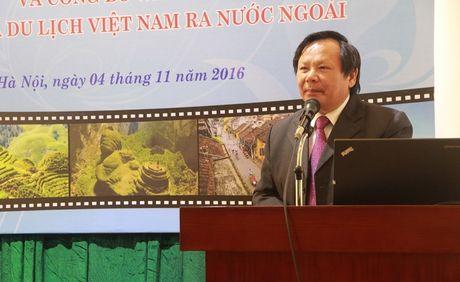 Cong bo website quang ba du lich Viet Nam danh rieng cho khach quoc te - Anh 2