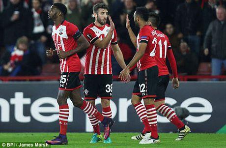 Southampton - Inter Milan: Loi nguoc dong - Anh 1