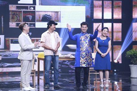 """Nha Cuoi: Hoai Linh """"ngat xiu"""" vi bi mat tien - Anh 13"""