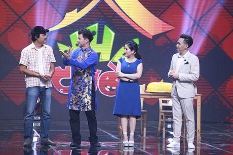 """Nha Cuoi: Hoai Linh """"ngat xiu"""" vi bi mat tien - Anh 3"""