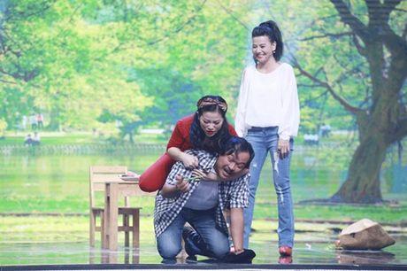 """Nha Cuoi: Hoai Linh """"ngat xiu"""" vi bi mat tien - Anh 9"""