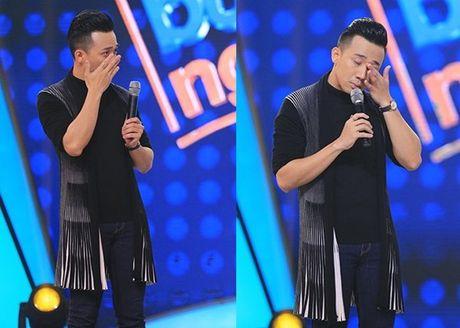 Tran Thanh, Dam Vinh Hung nghen ngao khi nhac den Minh Thuan - Anh 4