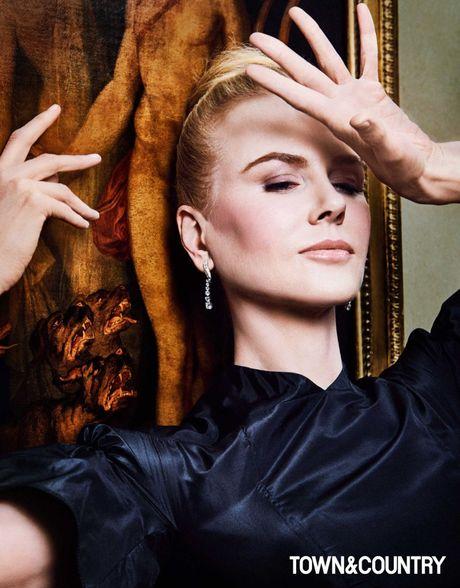 Nicole Kidman quyen ru, kieu ky day me hoac - Anh 2