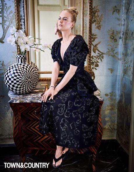 Nicole Kidman quyen ru, kieu ky day me hoac - Anh 3