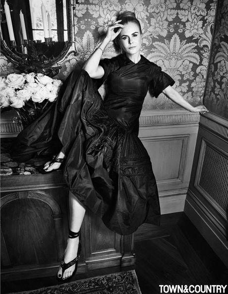 Nicole Kidman quyen ru, kieu ky day me hoac - Anh 4