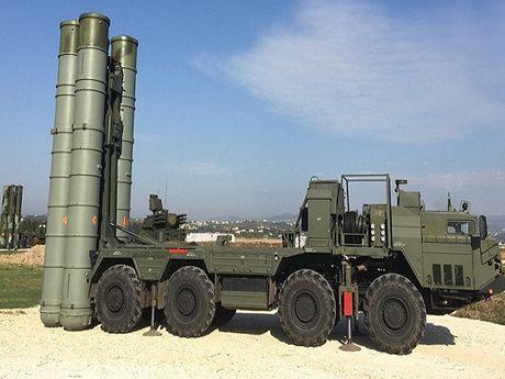 Nga bien che mot trung doan ten lua phong khong S-400 tai Moscow - Anh 1