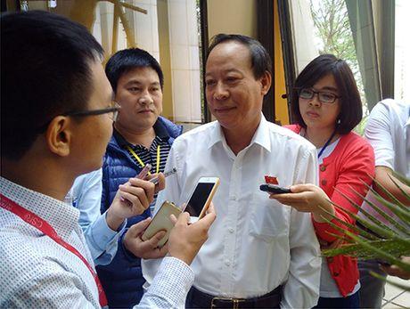 Thuong tuong Le Quy Vuong: Cong tac dieu tra vu an kinh te het suc kho khan - Anh 1