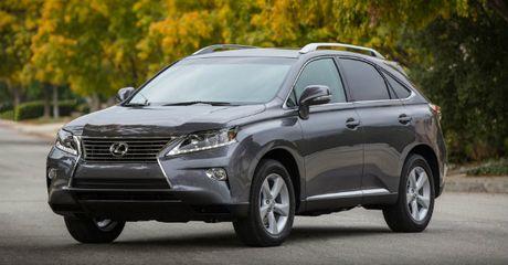 Loi tui khi, Toyota trieu hoi xe sang Lexus - Anh 1