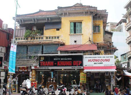 Biet thu so 65 Nguyen Thai Hoc: Cho phuong an cai tao tong the - Anh 1
