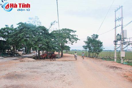 Hon 5 nam, chi thi cong non nua khoi luong doan duong 3,67km! - Anh 2