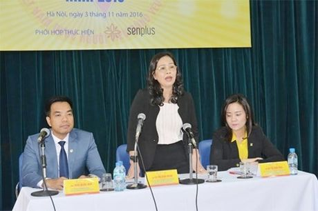 "Hon 580 DN voi 764 san pham tham gia Chuong trinh binh chon ""Hang Viet Nam duoc nguoi tieu dung yeu thich"" nam 2016 - Anh 1"