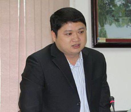 Nguyen Tong Giam doc PVTex Vu Dinh Duy khong den co quan trong nhieu ngay - Anh 1
