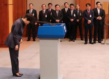Be boi lam Han Quoc 'mat mat', ba Park Geun-hye phai chia se quyen luc - Anh 1