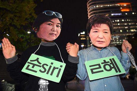 Be boi lam Han Quoc 'mat mat', ba Park Geun-hye phai chia se quyen luc - Anh 4