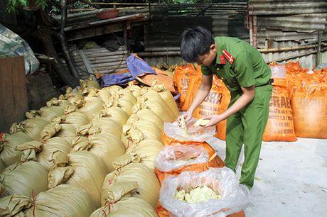 10 tan mang tre ngam hoa chat Trung Quoc sap di tieu thu - Anh 1