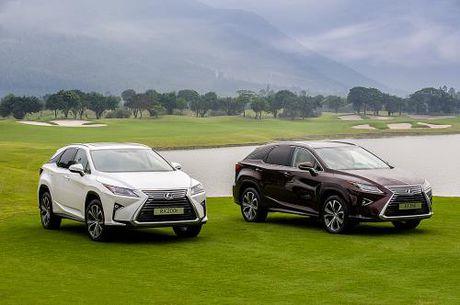 Toyota Viet Nam trieu hoi xe Lexus de thay the cum bom tui khi - Anh 1