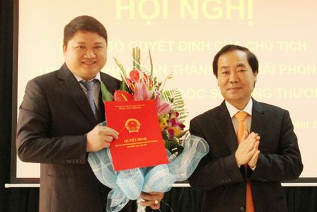 Bo Cong thuong thanh lap khan cap doan kiem tra nhan su VINACHEM - Anh 1